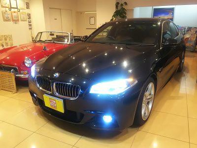 2015年 BMW 523d マエストロ(99台限定車) 45,000km
